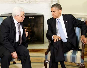 Президент США обещал Аббасу