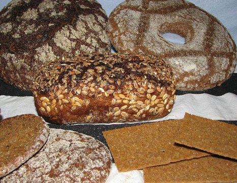 Финляндский ржаной хлеб. Фото: Hellahulla/commons.wikimedia.org