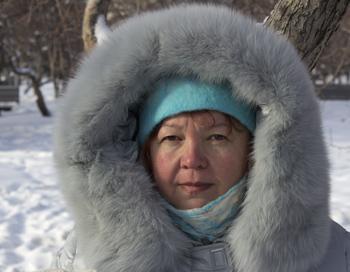 Семенова Людмила, эксперт общероссийского общественного движения