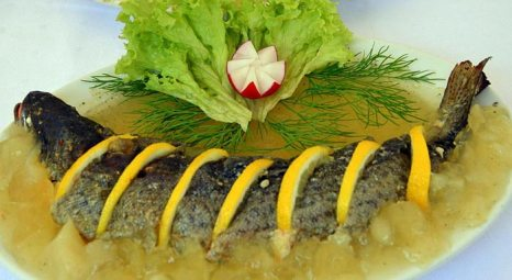 Рыба в желе. Фото: Silar/commons.wikimedia.org