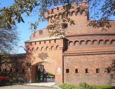 Здание Музея Янтаря в г. Калининграде. Фото: Ttracy/commons.wikimedia.org