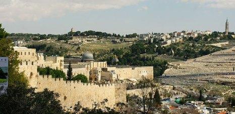 Иерусалим — древний город на Ближнем Востоке. Столица Государства Израиль. Фото: Bgabel/commons.wikimedia.org