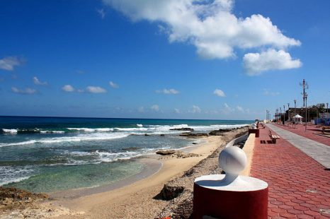 Исла-Мухерес — муниципалитет в Мексике, штат Кинтана-Роо. фото: Christine Zenino/commons.wikimedia.org