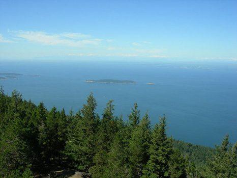 Сан-Хуан — архипелаг между проливами Хуан-де-Фука и Джорджия и островом Ванкувера и Сиэтлом. Фото: Joe Mabel/commons.wikimedia.org
