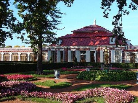 Дворец Монплезир в Петергофе. Фото: Chezenatiko/commons.wikimedia.org