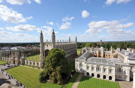 Кембридж - университетский город,административный центр и неметропольный округ графства Кембриджшир. Фото: oversnap/Photos.com