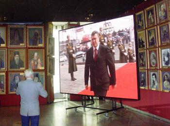 Прием в Украинском Доме по случаю инаугурации В.Ф.Януковича. Фото: Сергей Лисовский