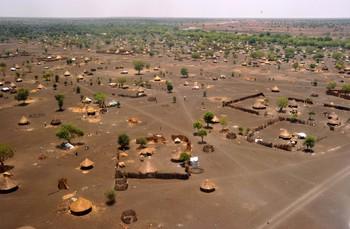 Городе Акобо в Юго-Восточном Судане. Фото с ehorussia.ru