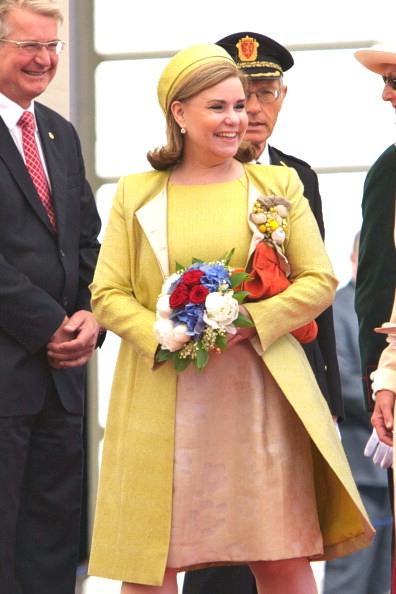 Фоторепортаж о  визите  Великого князя Люксембурского в Норвегию. Фото:Ragnar Singsaas/WireImage