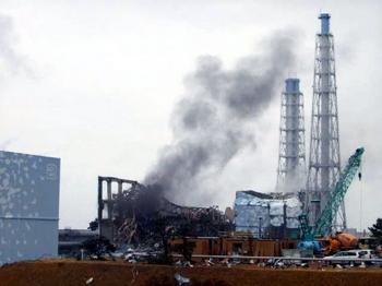 Японские власти признались в сокрытии данных о Фукусиме. Фото: JIJI PRESS./Getty Images