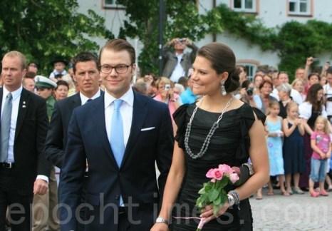 Фоторепортаж о визите  шведской принцессы Виктории и ее мужа князя Даниила Уэстлина  в  Мюнхен. Фото: Huangqi/Великая Эпоха (The Epoch Times)