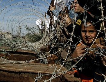 Палестина, сектор Газа. Фото: SAID KHATIB/AFP/Getty Images