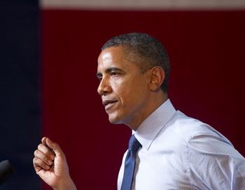 Барак Обама.  Фото:  SAUL LOEB/AFP/GettyImages