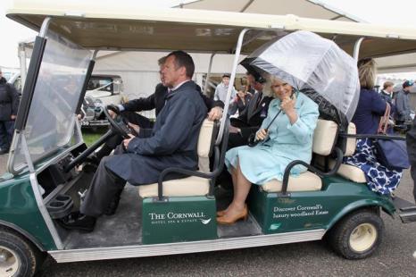 Камилла, герцогиня Корнуольская посетила Wadebridge. Фоторепортаж. Фото: Chris Jackson - WPA Pool/Getty Images