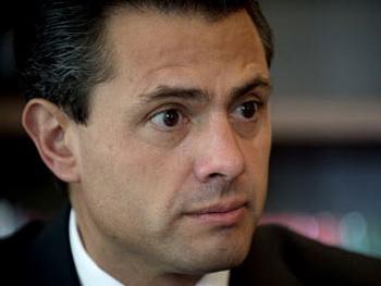 Энрике Пенья Ньето.  Фото:  AFP/GettyImages
