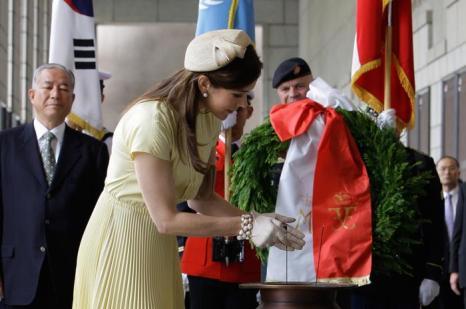 Принц и принцесса Дании Фредерик и Мэри прибыли с визитом в Южную Корею. Фоторепортаж. Фото: Chung Sung-Jun/Getty Images