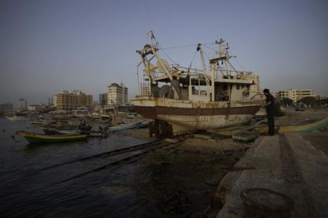 Жизнь в секторе Газа под израильской блокадой. Фоторепортаж. Фото: Eman Mohammed/Getty Images