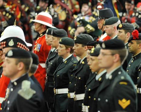 Принц Чарльз и Камилла и прибыли в Канаду. Фоторепортаж. Фото: Jag Gundu/Getty Images