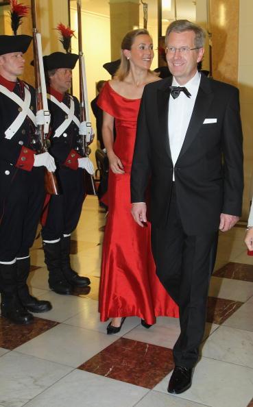 Президент ФРГ Кристиан Вульф в рамках государственного визита посетил Швейцарию. Фоторепортаж. Фото: Sean Gallup/Getty Images