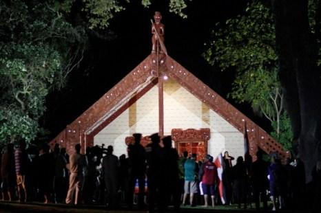День Вайтанги празднуют в Новой Зеландии. Фоторепортаж. Фото: Kenny Rodger/Getty Images