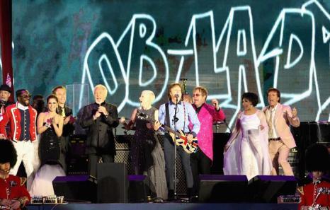 Пол Маккартни на юбилейном концерте звёзд в Букингемском дворце. Фоторепортаж. Фото: Dan Kitwood/Getty Images
