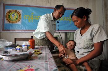 Уровень смертности детей и матерей во всём мире значительно снизился. Фото: STR/AFP/GettyImages