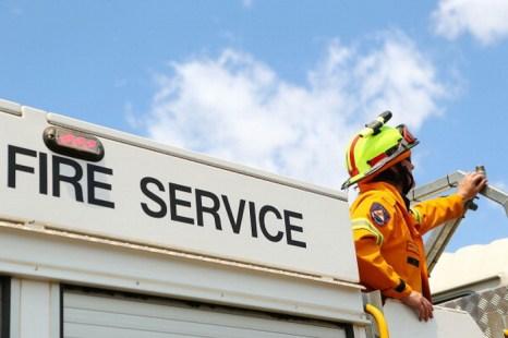Пожарные в Австралии готовятся к аномальной жаре. Фото:   Brendon Thorne/Getty Images