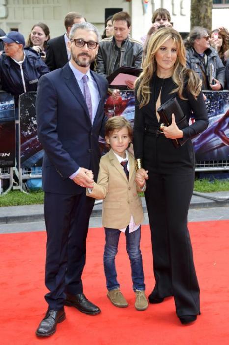 Знаменитости на  гала-премьере фильма «Человек-паук» в Лондоне. Matt Tolmach (слева). Фоторепортаж. Фото: Ben Pruchnie/Getty Images