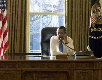 Барак Обама расширяет свое присутствие в социальных сетях. Фото с сайта logster.ru