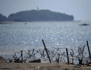 Остров Окинава. Фото: TOSHIFUMI KITAMURA/AFP/Getty Images