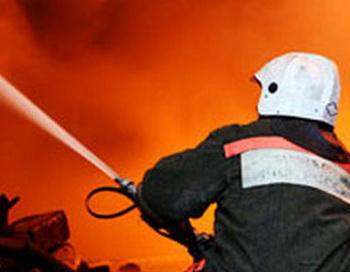 Пожар в «Эльдорадо» . Фото с сайта posystem.narod.ru