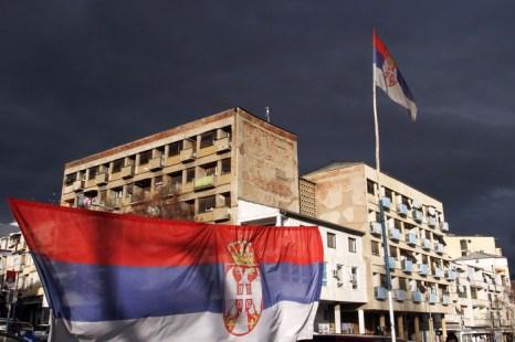 Косово. Фото: SASA DJORDJEVIC/AFP/Getty Images