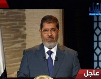 Новый президент Египта Мохаммед Мурси. Фото: AFP/GettyImages