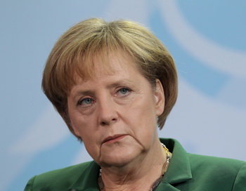 Ангела Меркель. Фото: Sean Gallup/Getty Images