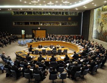 Заседание Совета Безопасности ООН. Фото: EMMANUEL DUNAND/AFP/Getty Images