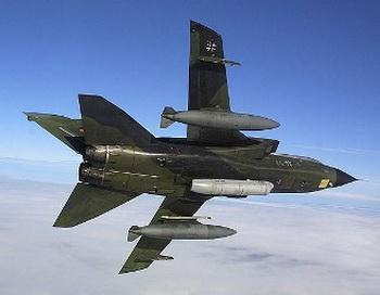 «Торнадо» 51-й эскадрильи «Иммельман». Фото с сайта luftwaffe.de
