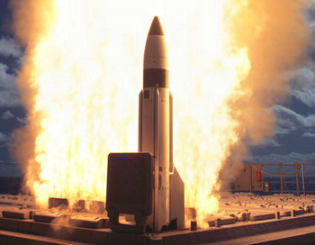 Запуск ракеты Standard Missile-3. Фото: U.S. Navy via Getty Images