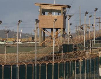 Тюрьма в Гуантанамо. Фото: PAUL J. RICHARDS/AFP/Getty Images
