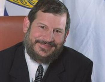 Бывший мэр Иерусалима Ури Луполянски. Фото с сайта newsru.co.il