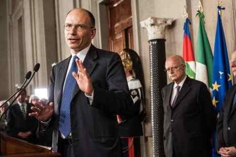 Италия: Энрико Летта проводит консультации по формированию кабинета министров. Фото: Giorgio Cosulich/Getty Images