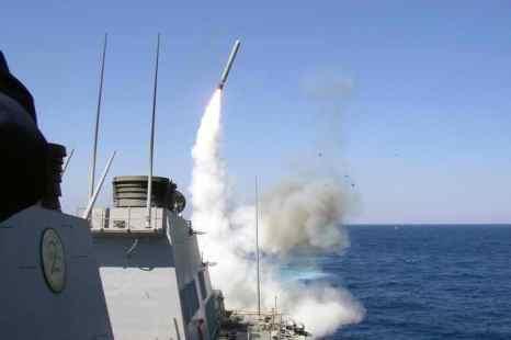 Французские противоракеты установят на американских MK 41 VLS. Фото: Christopher Senenk/U.S. Navy/Getty Images