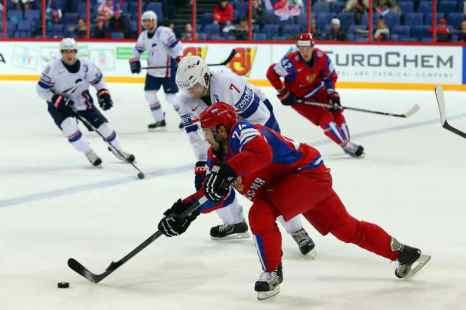 Сборная России проиграла сборной Франции на Чемпионате мира. Фото: Martin Rose/Bongarts/Getty Images