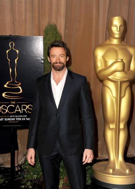 Хью Джекман на 85th Academy Awards Nominations Luncheon 4 февраля 2013 года в Лос-Анджелесе. Фото: Kevin Winter/Getty Images