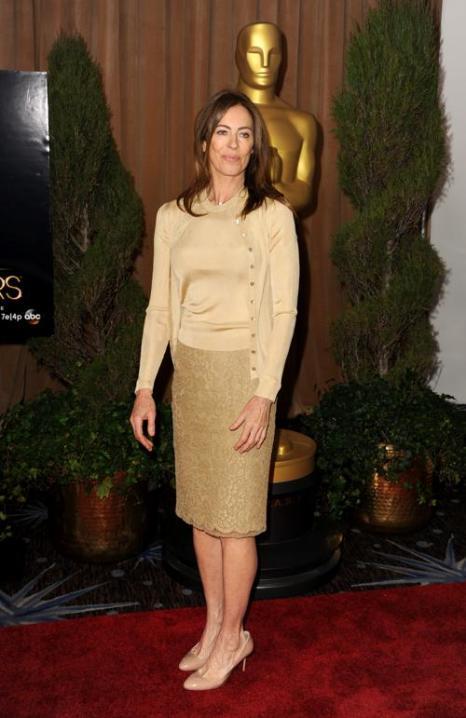 Кэтрин Биглоу на 85th Academy Awards Nominations Luncheon 4 февраля 2013 года в Лос-Анджелесе. Фото: Kevin Winter/Getty Images