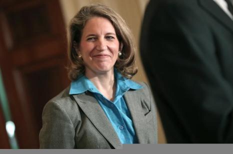 Сильвия Бервелл назначена главой бюджетного управления Белого дома. Фото: Win McNamee/Getty Images