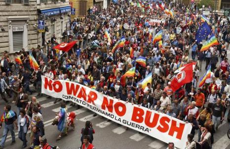 С начала военной операции в Ираке прошло 10 лет. Фото: Marco Di Lauro/Getty Images
