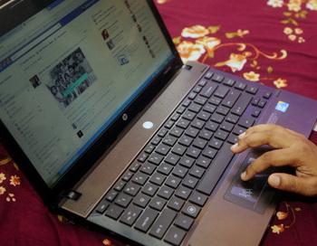 Компьютер. Фото: MUNIR UZ ZAMAN/AFP/GettyImages