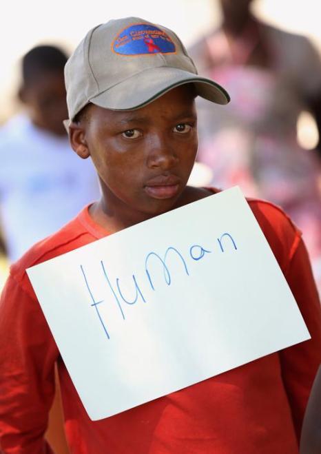 Делегация фонда принца Гарри посетила Лесото. Фото: Chris Jackson/Getty Images