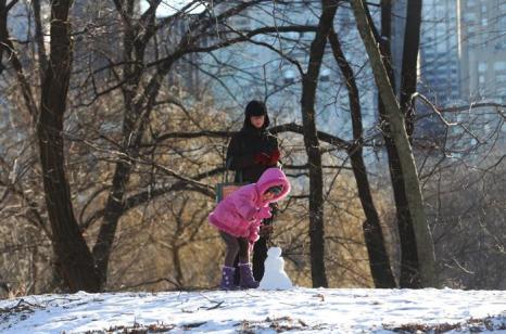 Фестиваль активного зимнего отдыха Winter Jam в Нью-Йорке, 26 января 2013 года. Фото: Mario Tama/Getty Images