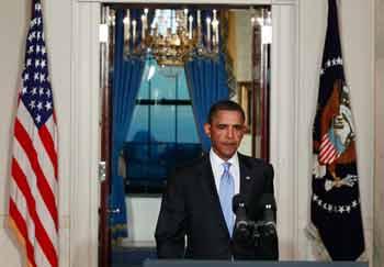 Барак Обама. Фото: Mark Wilson/Getty Images